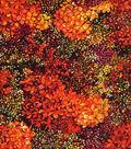 Harvest Cotton Fabric-Hydrangeas Allover