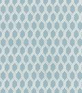 Lightweight Decor Fabric 54\u0022-Drury Lane Sea Breeze