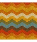 Waverly Upholstery Fabric-Panama Wave Adobe