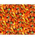 Halloween Cotton Fabric-Candy Corns