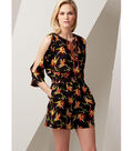 Vogue Pattern V9260 Misses\u0027 Romper & Jumpsuit-Size 4-6-8-10-12-14