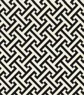 Home Decor 8\u0022x8\u0022 Fabric Swatch-PKL Cross Section Licorice