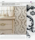 Prima Marketing Iron Orchid Designs 10 pk Decor Clear Stamps-Louis