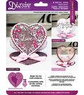 Die\u0027sire Create-A-Card Easel Metal Die-Heart