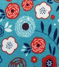 Doodles Juvenile Apparel Fabric -Sketched Floral