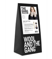Wool And The Gang Missy Mittens Knit Kit-Sand Trooper Beige, , hi-res