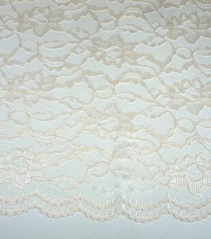 Casa Collection Lace Fabric -Eggnog