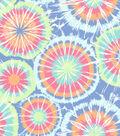 Snuggle Flannel Fabric -Pastel Tie Dye