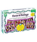 Key Education Listening Lotto: Faces and Feelings Board Game, Grade PK-1