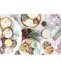 The Sweet Tooth Fairy Christmas 3 pk Sprinkle Mixes-Noel