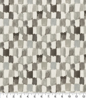 Kelly Ripa Home Upholstery Swatch 13''x13''-Oyster Applause