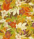 Home Decor 8\u0022x8\u0022 Fabric Swatch-Tommy Bahama Outdoor Tbo Hibiscus Glow Henna