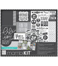 Me & My Big Ideas Boxed Album Kit 12\u0022X12\u0022-Life Is Good