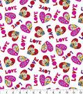 Valentine\u0027s Day Fabric 43\u0027\u0027-Minions Ladies Man