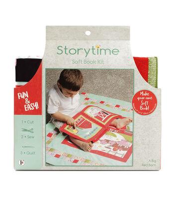 Storytime Soft Book Kit-Barn