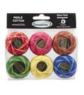 Sensations Perle Cotton Thread Value Pack-Variegated