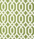 Home Decor 8\u0022x8\u0022 Fabric Swatch-Eaton Square Osprey Lucky Lime