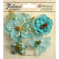 Petaloo Mixed Textured Blossoms