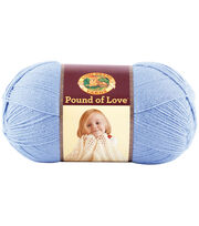 Lion Brand Pound Of Love Yarn, , hi-res