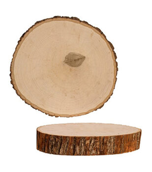 Basswood Country Round Thick Xl