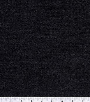 Sew Classics Stretch Denim Fabric -Black