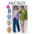 Mccall Pattern M6516 Y (Xsm-Sml-Mccall Pattern
