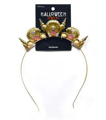 hildi & jo Halloween Mermaid Headband