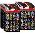 Star Wars Stickers 12 Packs