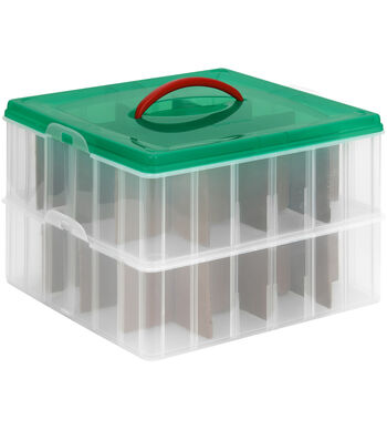 Snapware®Snap 'N Stack® 2 Layer Ornament Keeper