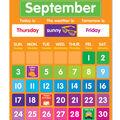 Color Your Classroom: Calendar Bulletin Board Set