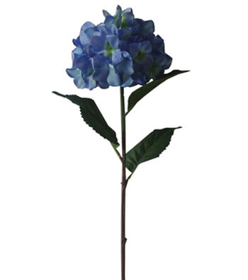Bloom Room Hydrangea Stem-Blue