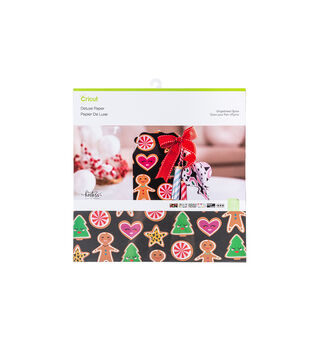 Cricut Deluxe Paper Hostess with the Mostess-Mod & Merry