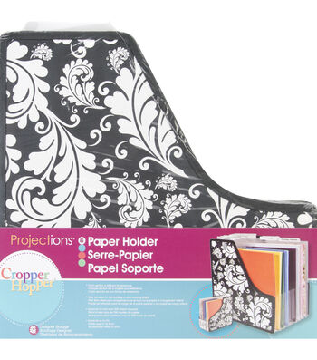 """Storage Studios Projections Expandable Paper Holder-Expands To 9"""""""