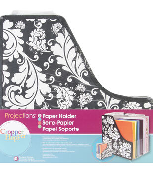 Cropper Hopper Projections Expandable Paper Holder