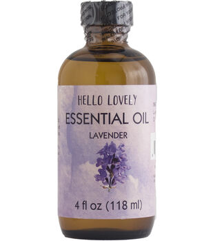 Hello Lovely 4 fl. oz. Lavender Beauty Essential Oil