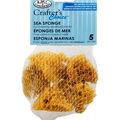 Royal & Langnickel Crafter\u0027s Choice 5pc. Sea Sponge Pack