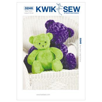 Kwik Sew Crafts Animals-K3246