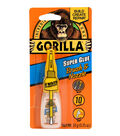 Gorilla Super Glue W/Brush & Nozzel-.35oz