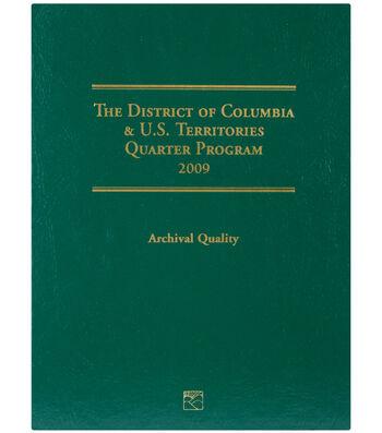 Littleton U.S. Territory & D.C. Quarter Folder-2009