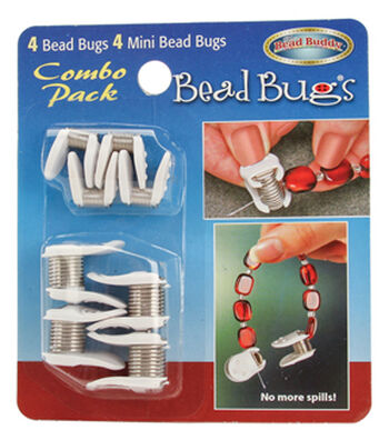The Bead Buddy Bead Bugs Combo Pack