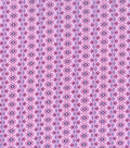 Keepsake Calico Cotton Fabric - Purple Intricate Butterfly