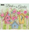 Birds In The Garden 2019 Wall Calendar