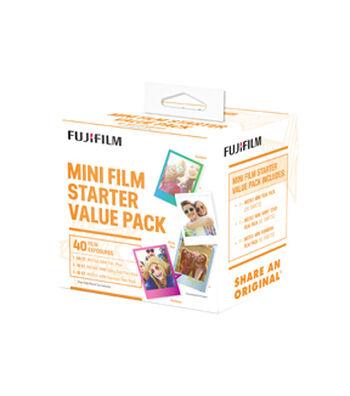 Fujifilm Mini Film Starter Value Pack