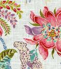 Williamsburg Multi-Purpose Decor Fabric 54\u0027\u0027-Jewel Braganza