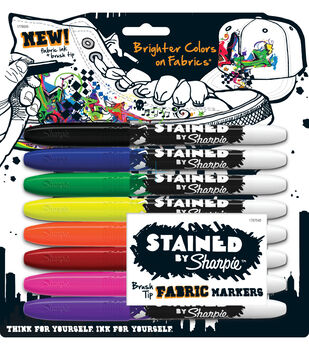 Sharpie Stained Fabric Marker Set