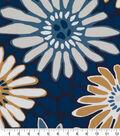 Robert Allen @ Home Print Swatch 55\u0022-Tactile Flora Indigo
