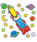 Rocket Pop-Its Bulletin Board Set, 40 Pieces