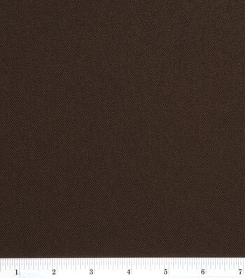 Sew Classics Suiting Fabric 58''-Potting Soil