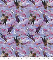Disney Frozen 2 Cotton Fabric-Friends Allover Digital, , hi-res