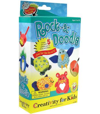 Creativity for Kids Kit-Rock-A-Doodle